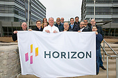 2-24-2020 Horizon Flag Raising