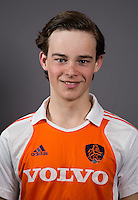 UTRECHT - Elmar Mobach, Nederlands team hockey Jongens A. FOTO KOEN SUYK