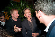 CHARLES MIERS; CALVIN KLEIN; ANTONY PETRILLOSE, Andre Balazs and Kelly Klein host a party to celebrate the publication of Horse. The raleigh Hotel. Collins aved. Miami Beach.  3 December 2008 *** Local Caption *** -DO NOT ARCHIVE-© Copyright Photograph by Dafydd Jones. 248 Clapham Rd. London SW9 0PZ. Tel 0207 820 0771. www.dafjones.com.