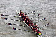 Crew: 117   Ch J15 8+   King's College School (T Monaghan)<br /> <br /> Schools' Head of the River 2019<br /> <br /> To purchase this photo, or to see pricing information for Prints and Downloads, click the blue 'Add to Cart' button at the top-right of the page.