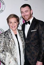 """NEW YORK, NY March 05, 2018: Julie Andrews, Sam Smith attend """"Raise Your Voice"""" Concert Honoring Julie Andrews at Alice Tully Hall, Lincoln Center in New York. March 05, 2018. 05 Mar 2018 Pictured: Julie Andrews, Sam Smith. Photo credit: RW/MPI/Capital Pictures / MEGA TheMegaAgency.com +1 888 505 6342"""