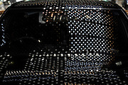 light dots on black car