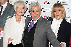 © Licensed to London News Pictures. 29/01/2019. London, UK. Sheila Hancock, Lionel Blair, and Amanda Barry attend The Oldie Of The Year Awards held at Simpsons In The Strand restaurant. Photo credit: Ray Tang/LNP