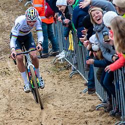 2018-11-24: Cycling: CX Worldcup: Koksijde