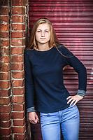 2018 Medfield High Senior, Ally Carlin