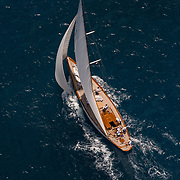 Classic Sloop 64ft<br /> Sailing area: Western Mediterranean French Riviera, Italian Riviera, Balearic Islands, Corsica, Sardinia