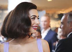September 2, 2017 - Venice, California, Italy - Amal Clooney at the Venice Film Festival (Credit Image: © Armando Gallo via ZUMA Studio)