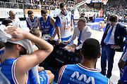 DESCRIZIONE : Cantu, Lega A 2015-16 Acqua Vitasnella Cantu' Enel Brindisi<br /> GIOCATORE : Piero Bucchi<br /> CATEGORIA : Time Out<br /> SQUADRA : Enel Brindisi<br /> EVENTO : Campionato Lega A 2015-2016<br /> GARA : Acqua Vitasnella Cantu' Enel Brindisi<br /> DATA : 31/10/2015<br /> SPORT : Pallacanestro <br /> AUTORE : Agenzia Ciamillo-Castoria/I.Mancini<br /> Galleria : Lega Basket A 2015-2016  <br /> Fotonotizia : Cantu'  Lega A 2015-16 Acqua Vitasnella Cantu'  Enel Brindisi<br /> Predefinita :