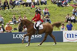 Lejeune Philippe (BEL) - Vigo d'Arsouilles<br /> FEI Nations Cup Sankt Gallen 2011<br /> © Hippo Foto - Beatrice Scudo
