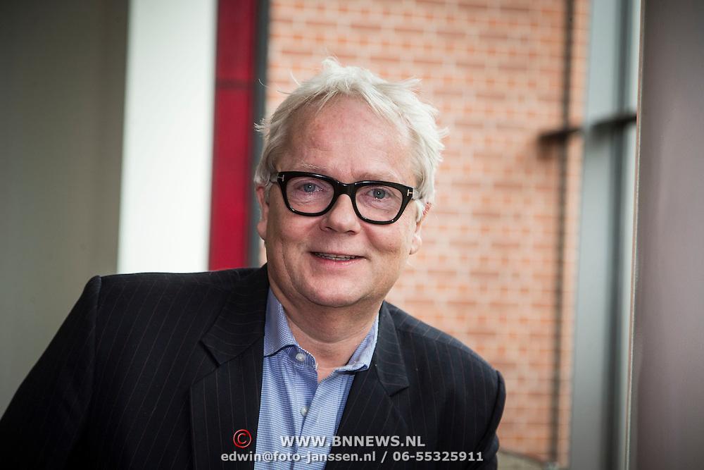 NLD/Amsterdam/20140428 - Perspresentatie cast Bedscenes, Dick van den Toorn