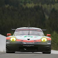 #91, Porsche Motorsport, Porsche 911 RSR (2017), driven by, Richard Lietz, Frederic Makowiecki, FIA WEC 6hrs of Spa 2017, 06/05/2017,
