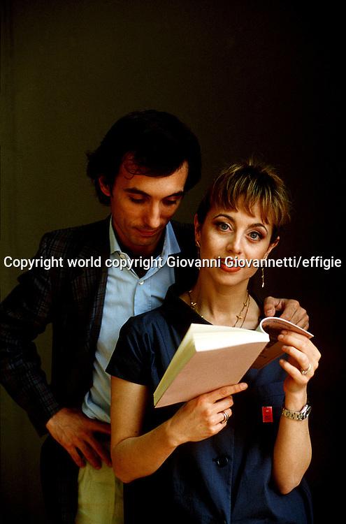 Davide Tortorella, Alessandra Casella<br />world copyright Giovanni Giovannetti/effigie / Writer Pictures<br /> <br /> NO ITALY, NO AGENCY SALES / Writer Pictures<br /> <br /> NO ITALY, NO AGENCY SALES