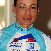 NLD/Oosterbeek/20060321 - Presentatie nieuwe dames wielerploeg Buitenpoort - Flexpoint Team, Tanja Hennes