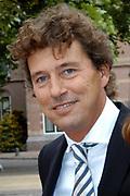 His highness prince Pieter-Christiaan of Oranje Nassau, of Vollenhoven and Ms drs. A.T. van Eijk get married  in the Great or St Jeroens Church in Noordwijk. <br /> <br /> <br /> Zijne Hoogheid Prins Pieter-Christiaan van Oranje-Nassau, van Vollenhoven en mevrouw drs. A.T. van Eijk treden in het (kerkelijk) huwelijk in de Grote St. Jeroenskerk in Noordwijk<br /> <br /> On the photo/Op de foto:<br /> <br /> Marc Klein Essink
