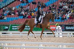 Dufour Cathrine, DEN, Atterupgaards Cassidy<br /> FEI European Dressage Championships - Goteborg 2017