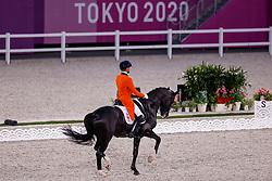 Gal Edward, NED, Glock's Total US, 151<br /> Olympic Games Tokyo 2021<br /> © Hippo Foto - Stefan Lafrentz<br /> 24/07/2021