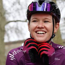 27-02-2021: Wielrennen: Omloop Het Nieuwsblad - Vrouwen: Gent <br />Jolien Dhoore