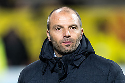 coach Maurice Steijn of VVV Venlo during the Dutch Eredivisie match between VVV Venlo and sbv Excelsior Rotterdam at Seacon stadium De Koel on March 10, 2018 in Venlo, The Netherlands