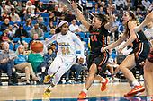 NCAA Women's Basketball-Oregon State at UCLA-Feb 17, 2020