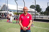 ROTTEDAM   - Oprichter Paul Veldhuijzen , Hockeyclub Feijenoord voor Jeugdfonds Sport en Cultuur.  COPYRIGHT  KOEN SUYK