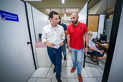 Porto Alegre, RS - 14/02/2020: Visita a unidade de saúde Glória com horário estendido até 19h. Foto: Jefferson Bernardes/PMPA