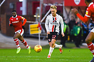 Ben Reeves of Charlton Athletic (12) in action during the EFL Sky Bet League 1 match between Barnsley and Charlton Athletic at Oakwell, Barnsley, England on 29 December 2018.