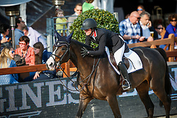 Kessler Reed (USA) - Ks Stakki<br /> CSI5* Class Loewe - Antwerpen 2014<br /> © Dirk Caremans