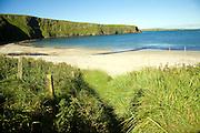 May Wick beach, Maywick, Mainland, Shetland Islands, Scotland