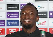 Usain Bolt Press Conference 210716