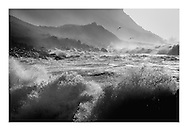 The power of a winter storm, in glorious black and white. Portland, Dorset, South Coast.<br /> South Coast Photograph by Christopher Ison ©<br /> 07544044177<br /> chris@christopherison.com<br /> www.christopherison.com