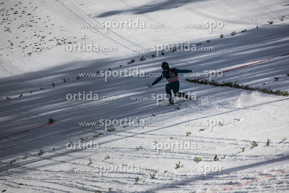 Peter Prevc (SLO) during the 1st round of the Ski Flying Hill Individual Competition at Day 2 of FIS Ski Jumping World Cup Final 2019, on March 22, 2019 in Planica, Slovenia. Photo Peter Podobnik / Sportida
