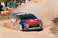 20100527: LOULE, ALGARVE, PORTUGAL - Portugal WRC Rally 2010 - Shakedown: Vale Judeu - Loule. In picture: Dani Sordo (SPA) - Citroen C 4 WRC. PHOTO: CITYFILES