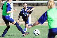 ISM Girl's Soccer 10.2.14