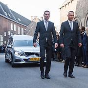 NLD/Utrecht/20160312 - Uitvaart Koen Everink