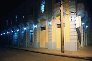 Building in Manzanillo, Granma, Cuba.