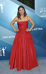 Jennifer Garner at the 26th Annual Screen Actors Guild Awards held at the Shrine Auditorium in Los Angeles, USA on January 19, 2020.