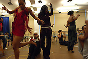 Color Purple Press Rehearsal at the New 42nd Street Studios in Manhattan, NY. 10/12/2005 Photo by Jennifer S. Altman