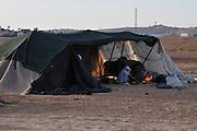 Israel, Negev Desert Beduin tent