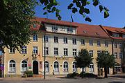 Gołdap, 2008-07-11. Magistrat, centrum Gołdapi