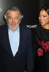NEW YORK, NY - JANUARY 05: Robert De Niro, Grace Hightower attends the 2015 National Board of Review Gala at Cipriani 42nd Street on January 5, 2016 in New York City ..People:  Robert De Niro, Grace Hightower. (Credit Image: © SMG via ZUMA Wire)