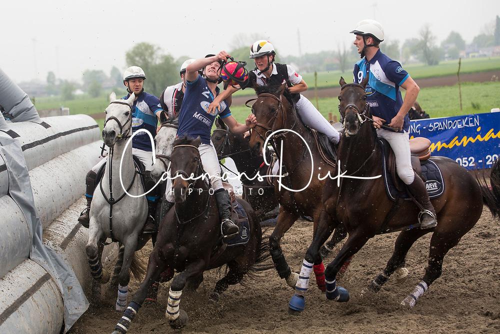 Van Praet Claudio, BEL,<br /> BK Horseball 2018<br /> © Sharon Vandeput<br /> 14:01:06