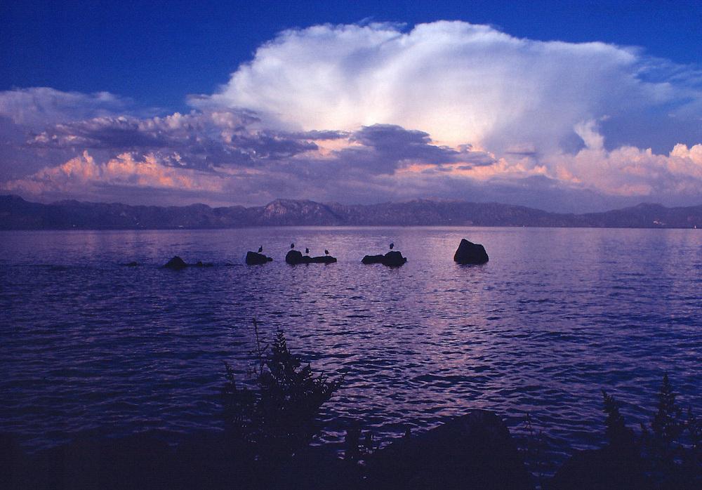 Lake Tahoe Landscape Lake Tahoe