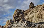 Trona Pinnacles National Natural Landmark