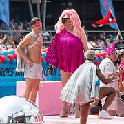 NLD/Amsterdam/20180604 - Gaypride 2018, Mayday