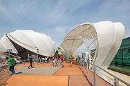German pavilion Expo 20015 Milan.