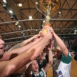 20080210: Basketball - Spar Cup, Union Olimpija vs Helios Domzale