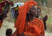 Senegalese Lady - Fashion - Podor Senegal