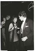 Ghislaine Maxwell, Starlight Ball, Hilton. London. 1985.