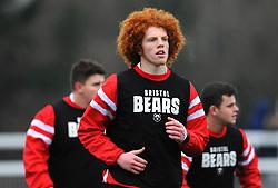 Bristol Bears Academy U18 players warm up-Mandatory by-line: Nizaam Jones/JMP- 05/01/2019 - RUGBY - North Bristol RFC - Bristol, England - Bristol Academy U18 v Exeter Chiefs U18-U18 Academy League