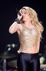 10.05.2011 Arena, Zagreb, CRO, Famous latino-pop singer Shakira held a concert in Zagreb Arena, im Bild Shakira                                                                                                   Foto ©  nph / PIXSELL       ****** out of GER / SWE / CRO  / BEL ******